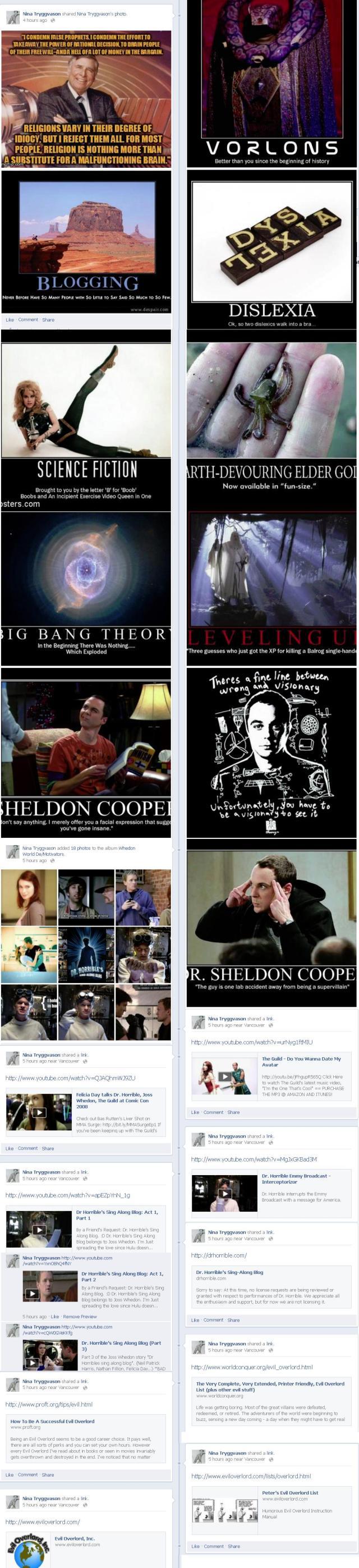 dark side of geekdom