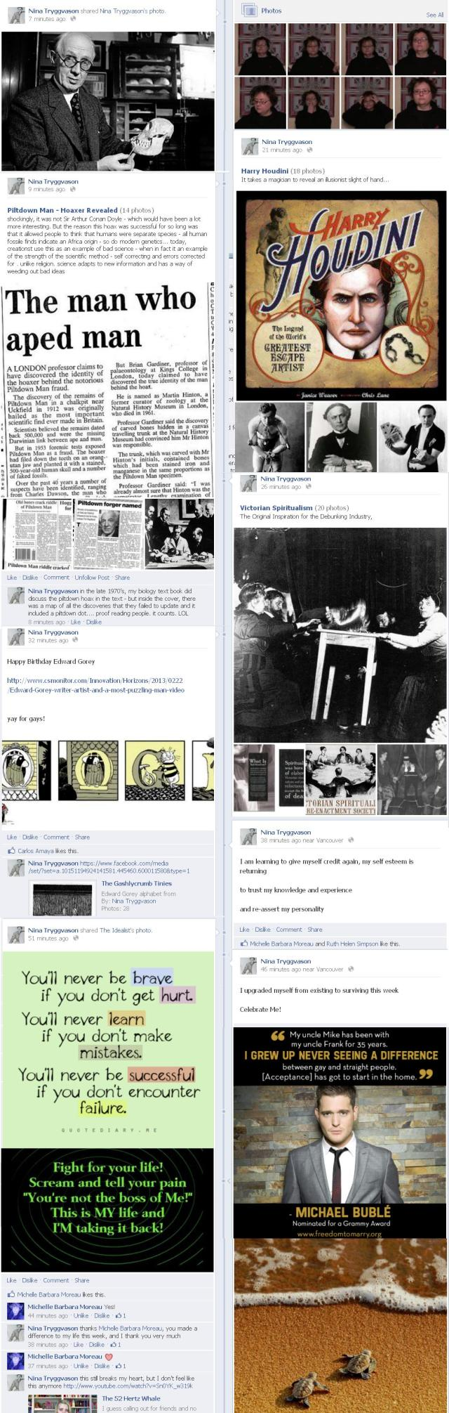 hoaxes and debunkers