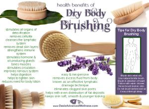 body brushing