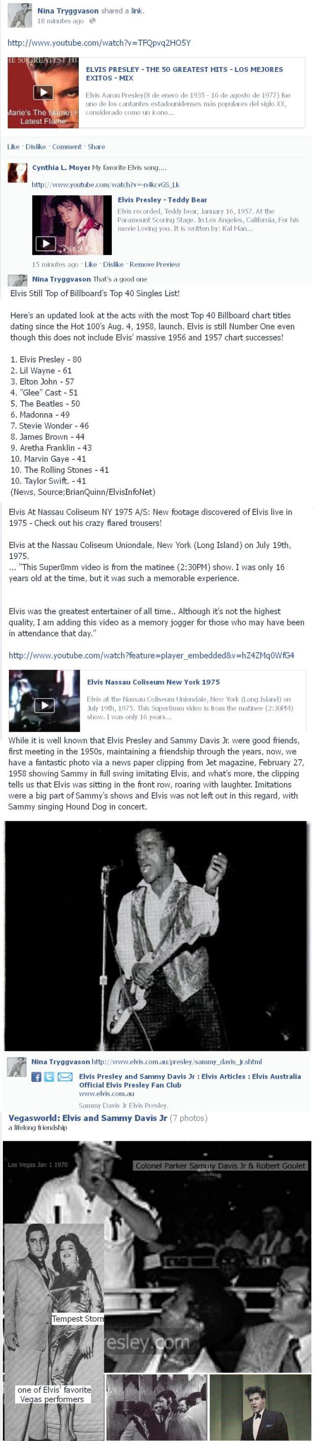 Elvis is still King