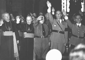 catholics and nazis