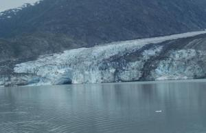 glacier bay pollution