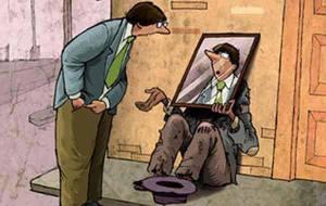 homeless reflects society