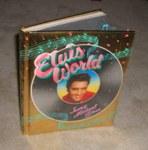 this book it also features the only interview that I have seen with one of the bullies who tried to cut Elvis' hair in high school there's a photo of him holding the yearbook