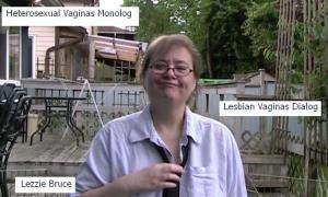 Lezzie Bruce vaginas
