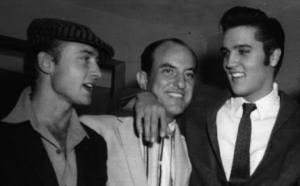 Nick Eddie and Elvis