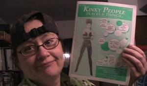 Nina with Kinky People Places and Things