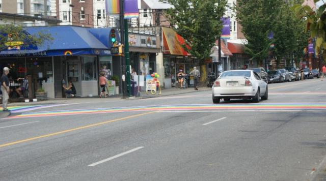 Rainbow crossing 5