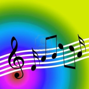 7063499-colorful-music-musical-symbols-over-bright-colorful-sunny-background