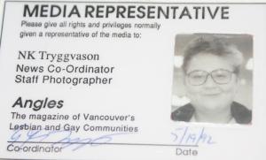 Angles Media Card
