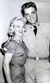 Anita Wood and Elvis
