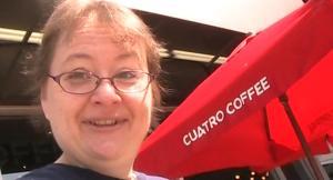 Cuatro Coffee with Nina