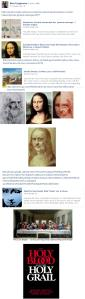 Da Vinci and Code