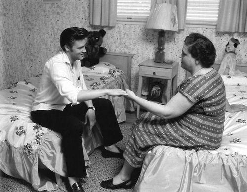 Elvis World Remembering Gladys Love Presley Nina S Soap