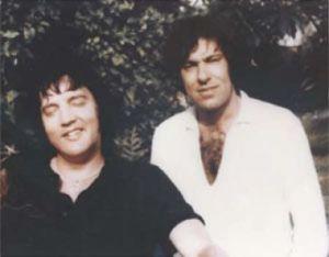 Elvis and Larry Geller last vacation