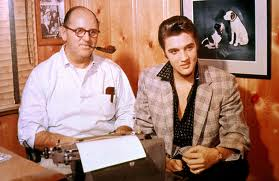 Elvis and parker 1
