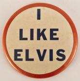 Elvis button like