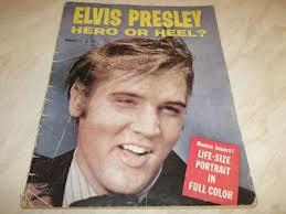 Elvis hero or heel