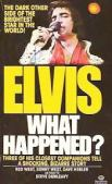 Elvis what happened the bodyguard book