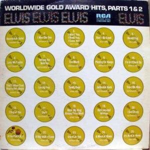 Elvis worldwide hits