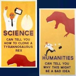hard vs soft science