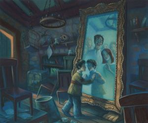 Harry and the Mirror of desire