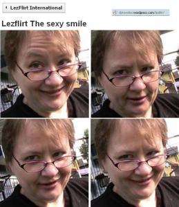 Lezflirt Smile