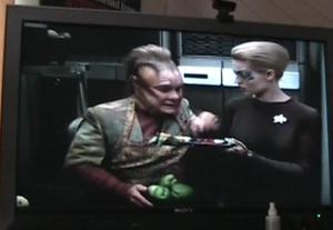 Neelix explains food sensualism