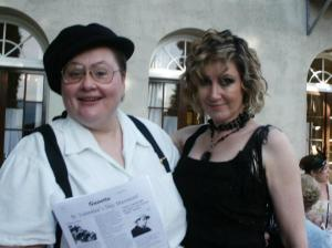 Spotlight Gala 2006 Theme: Roaring 20's Me: Newpaper Kid Location: Hycroft Manor