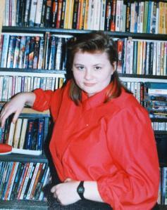 Nina Tryggvason Baby Dyke Photobomb