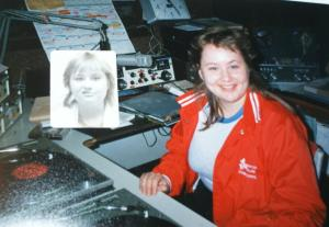 Nina Tryggvason SFU DJ