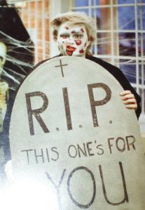 nina zombie RIP