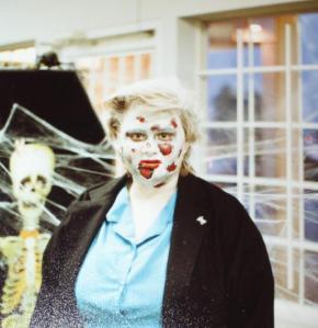 Nina zombie