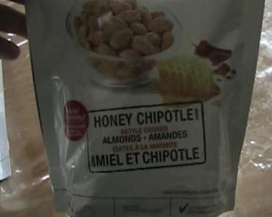 PC honey chiplotle almonds