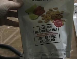 PC Lime chili peanuts