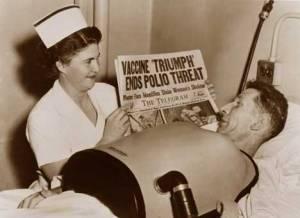 Polio-triumph