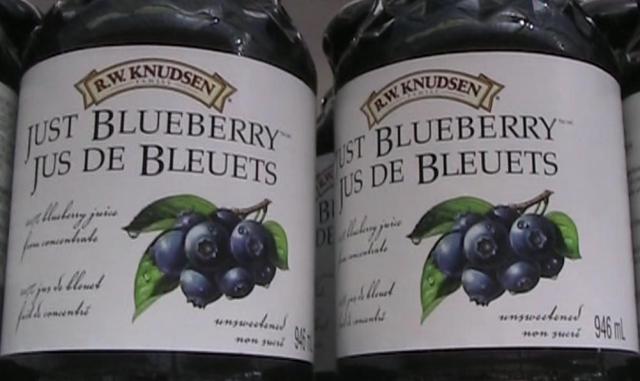 RW Knudsen Blueberry