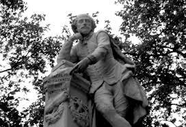 shakespear statue