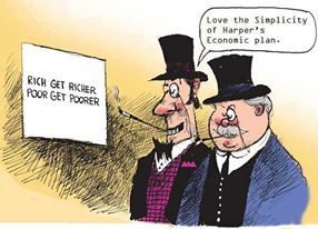 Simple Economics by Stephen Harper