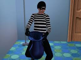 Sims Burgler