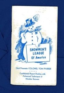 snowman league handbook