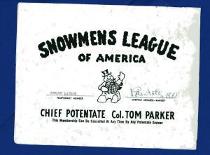 snowman league