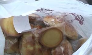 Tasters bakery goodies