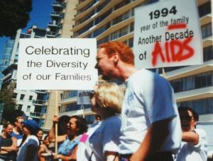 The First AIDS Decade
