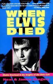 When Elvis Died