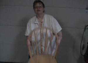 wooden chair 3