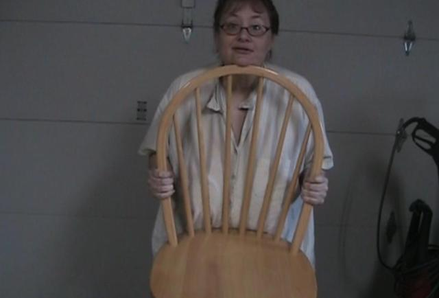 wooden chair 4