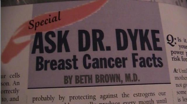 Ask Dr Dyke