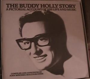 Buddy Holly Box book