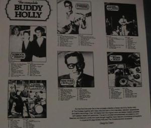 Buddy Holly Box set 2